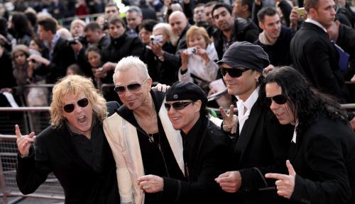 Scorpions zagrają w Tarnowie