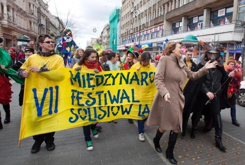 Inauguracja Międzynarodowego Festiwalu Solistów Lalkarzy w Łodzi