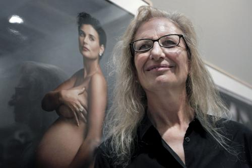 Fotografie kobiet Annie Leibovitz