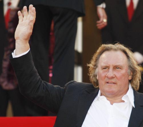 Gerard Depardieu w roli Rasputina
