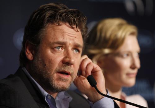 Russell Crowe zadebiutuje jako reżyser