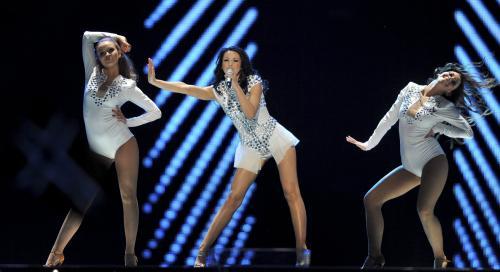 Polska poza finałem Eurowizji