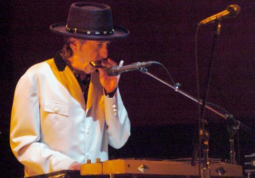 Bob Dylan obchodzi 70.urodziny
