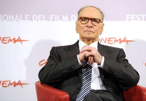 Ennio Morricone będzie przewodniczącym jury festiwalu filmowego w Rzymie