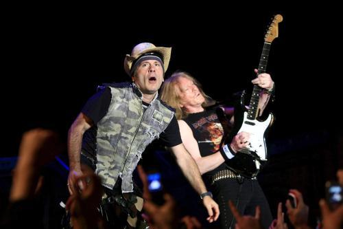 Nagrania Iron Maiden za darmo