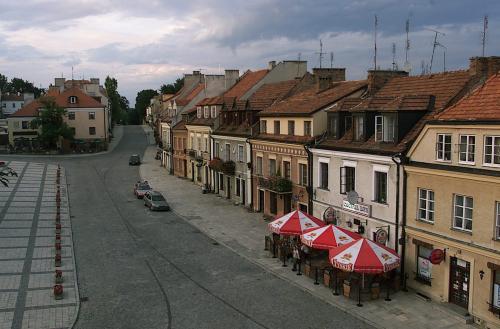 Album o najpiękniejszych małych miasteczkach