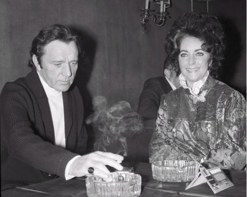 Martin Scrsese zrobi film o związku Richarda Burtona i Elizabeth Taylor