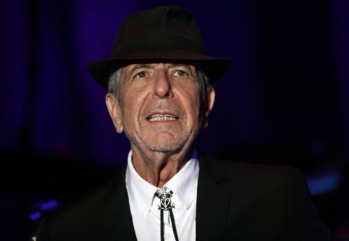 Leonard Cohen z Nagrodą Księcia Asturii za zasługi dla pokoleń na całym świecie
