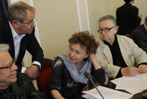 Joanna Szczepkowska: m.in. nie zaprosili na walny zjazd, zrywam z ZASP-em