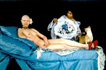 Katarzyna Kozyra, dla której w sztuce marzenia stająsię rzeczywistością
