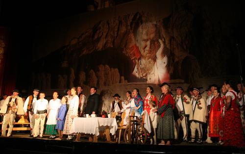 Zakopane: premiera opery o Janie Pawle II