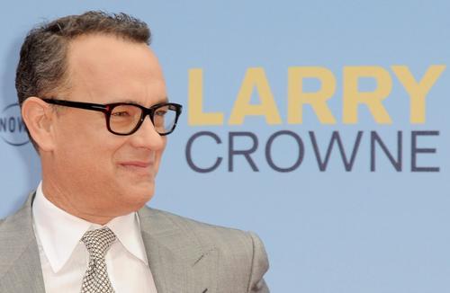 Tom Hanks wyreżyserował swój romans z Julią Roberts