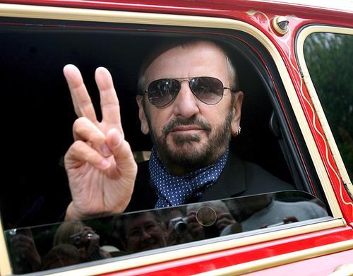 Koncert Ringo Starra w warszawskiej Sali Kongresowej
