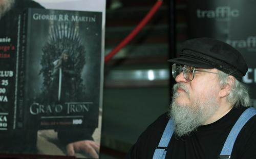Pisarz George R.R. Martin: nadmiar magii może zniszczyć powieść fantasy