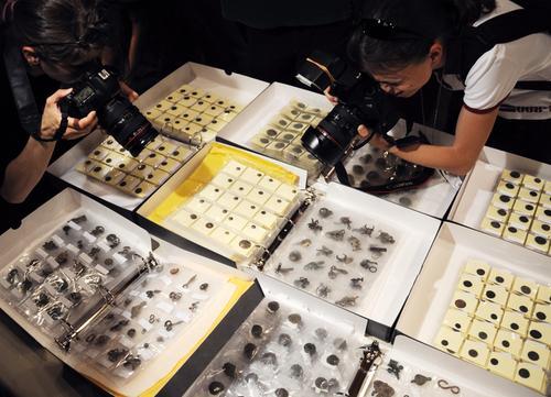 Bułgarskie skarby archeologiczne wróciły z Kanady w walizkach
