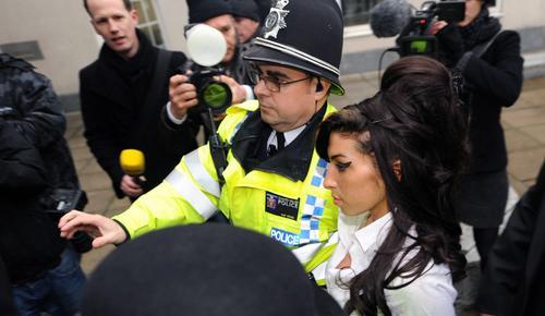 Amy Winehouse nie wystąpi w Bydgoszczy