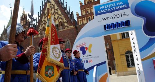 Wrocław – Europejską Stolicą Kultury w 2016 roku