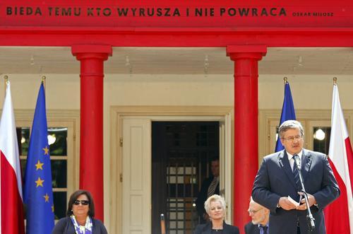 W Krasnogrudzie otwarto Międzynarodowe Centrum Dialogu