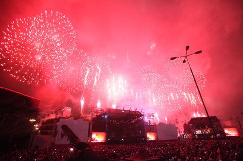 """Koncert """"Tu Warszawa"""": stolica świętuje prezydencję"""