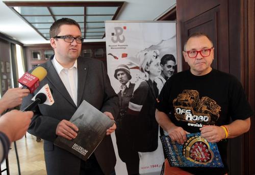 """Muzeum Powstania Warszawskiego """"zagra"""" na Przystanku Woodstock"""