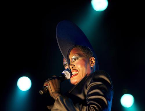 Grace Jones zastąpi 30 lipca Amy Winehouse na bydgoskim ArtPop Festival