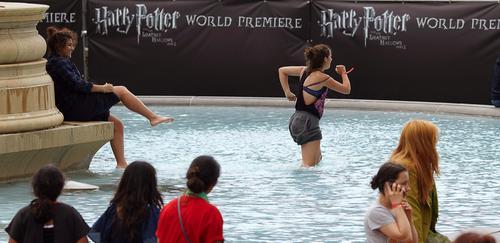 Ostatni Harry Potter – prapremiera filmu w Londynie