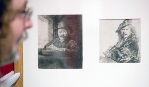 """Kolekcja obrazów Stanisława Augusta na wystawie """"Rembrandt i inni"""""""