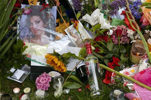 Prywatny pogrzeb Amy Winehouse we wtorek