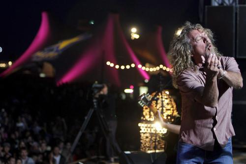 Robert Plant, Erykah Badu i Joe Cocker zagrają w sierpniu wWarszawie
