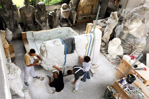 Sfinks z Muzeum Pergamońskiego zwrócony Turcji