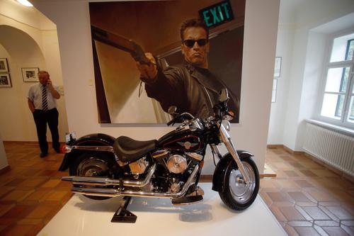 Muzeum Arnolda Schwarzeneggera już otwarte