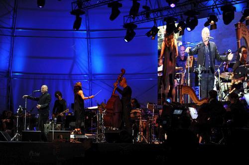 Koncert Stinga w niezwykłej scenerii na Placu świętego Marka w Wenecji