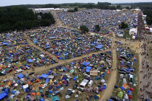 17. Przystanek Woodstock otwarty