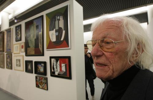 Pogrzeb polskiego malarza Romana Opałki – w czwartek we Francji