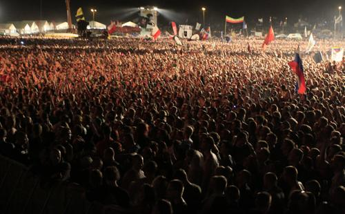 Rekordowy Przystanek Woodstock – koncertu The Prodigy wysłuchało 700 tys. osób
