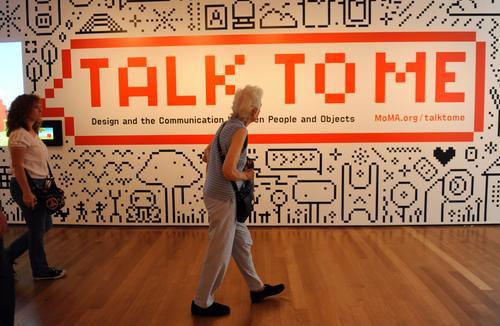 W Nowym Jorku uruchomiono ekspozycję o komunikowaniu się człowieka z maszynami