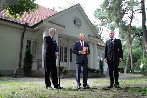 Tusk: w dwa tygodnie decyzja rządu ws. muzeum Piłsudskiego