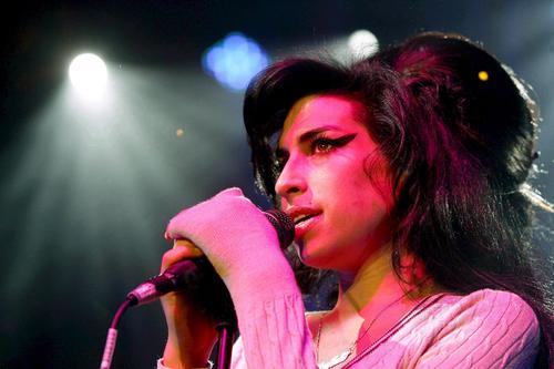 Kto zagra Amy Winehouse?