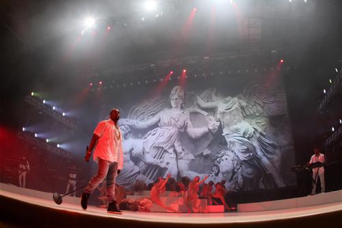 Kanye West zdobył Kraków