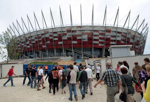 Gwiazdy zagrają na Stadionie Narodowym