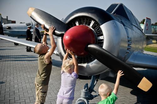 W Dęblinie otwarto Muzeum SiłPowietrznych