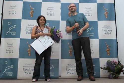 Ogłoszono laureatów nagrody im. Janusza Zajdla