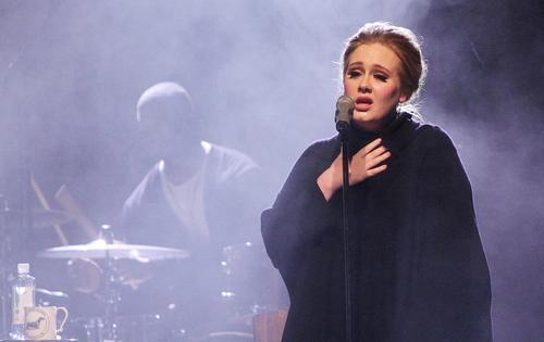 Adele o gorszych stronach sławy