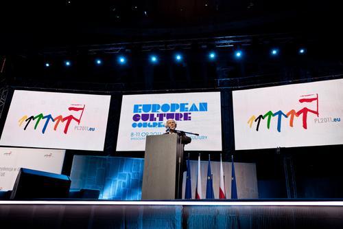 Rozpoczął się Europejski Kongres Kultury