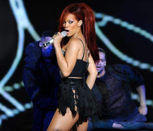 Rihanna gościnnie na płycie Coldplay