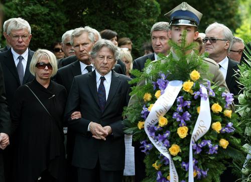 Polański na pogrzebie Morgensterna w Warszawie – zaskoczenie dla środowiska