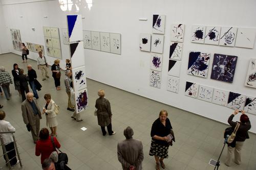 Wystawa prac Jacka Sempolińskiego zainaugurowała Łódź Czterech Kultur