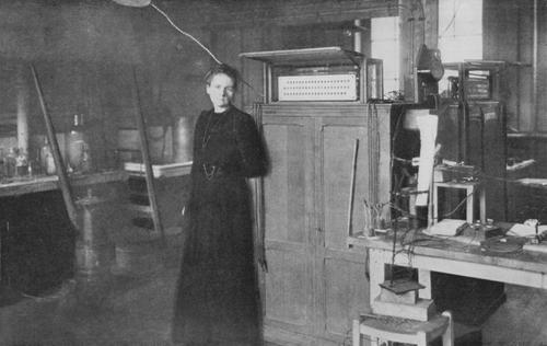 Wystawa o Marii Skłodowskiej-Curie w Muzeum Noblowskim w Sztokholmie