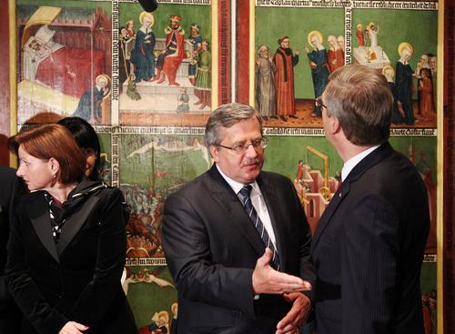 Tysiąc lat sąsiedztwa Polski i Niemiec na wystawie w Berlinie