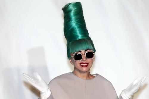 Lady Gaga zaśpiewa dla Formuły 1